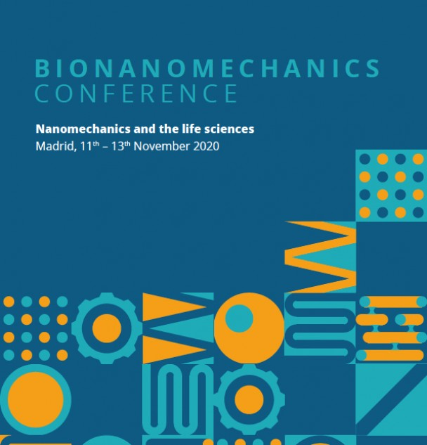 Apunta esto! Congreso de Bionanomecánica, Noviembre de 2020