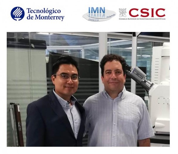 Collaboration project with TEC Monterrey (Mexico)
