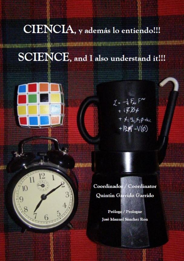 """Libro de Divulgación: """"CIENCIA, y además lo entiendo!!!"""""""