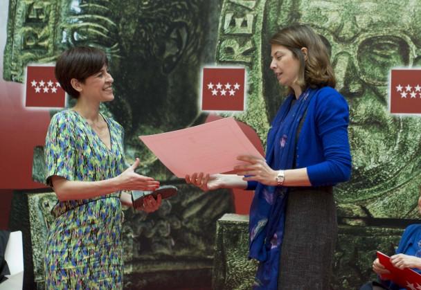 Entrega de los Premios de Investigación de la Comunidad de Madrid 2012