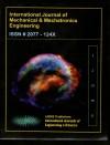 International Journal of Mechanical Engineering and Mechatronics
